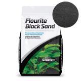 Substrato P Aquário Plantado Seachem Flourite Black Sand 7kg
