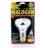 ZOOMED REPTI HALOGEN HEAT LAMP (3000 HOURS) HB-75 110V
