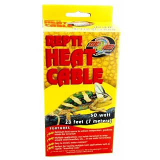 ZOOMED REPTI HEAT CABLE 50W/2'' RHC-50 110V