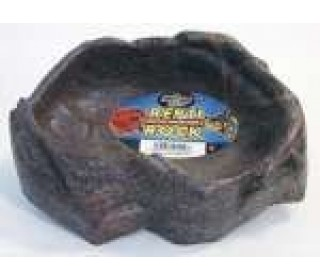 ZOOMED REPTI ROCK WATER DISH SMALL WD-20