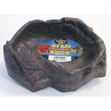 Zoomed Repti Rock Water Dish Extra Large Wd-50