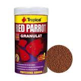 Ração Red Parrot Granulat 400g Tropical Para Ciclídeos