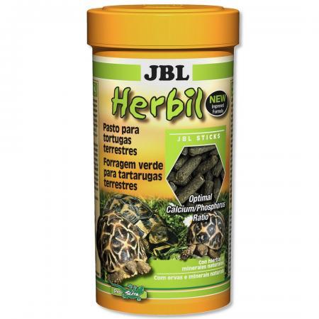 RAÇÃO PARA PEIXE HERBIL 250ML 165G JBL