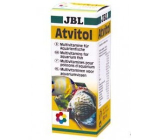 ATVITOL MULTIVITAMINAS 50ML JBL