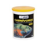 Ração Para Peixes Carnívoros De Água Doce Alcon -300g