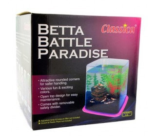 Beteira Betta Battle Paradise 6,2l 21,5x21,5 Qian hu
