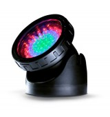 SPOT LED MULTICOR DECORATIVO (60 LEDS) 110V CUBOS