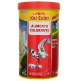 Ração Sera Koi Color Medium 360g 4mm Peixes Lago Aquário