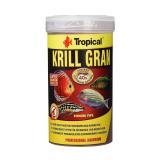 Tropical Krill Gran 135g - Ração Peixes Marinhos E Água Doce