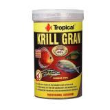 Ração Tropical Krill Gran 54g P/ Peixes Água Salgada E Doce