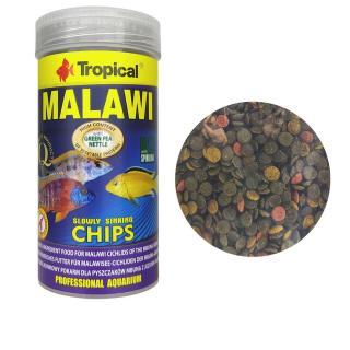 Ração Para Ciclideos Africanos Malawi Chips 130g Tropical