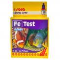 Teste de Ferro Fe Test 15ml Sera