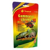 Ração Para Peixe Gammarus & Shrimp 20g Doypack Tropical