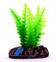 PLANTA PLASTICA SAMAMBAIA RENDADA GREEN 4CM 0457 MYDOR