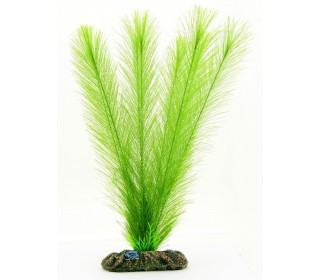 PLANTA PLASTICA MAYACA SELLOWIANA SINT. GREEN 20CM SP2026