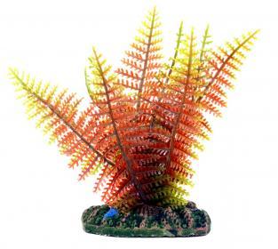 Planta Plastica Samambaia Rendada Mescla 20cm 2037 Mydor
