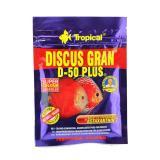 Ração Para Peixe Discus Gran D-50 Plus 20g Sachet Tropical