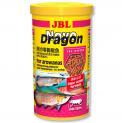 Ração Para Peixe Jbl Novo Dragon Shrimp 1l 440g Aruana