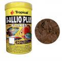Ração D-allio Plus Flakes 100g Tropical Para Discus
