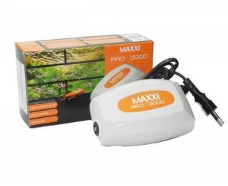 Compressor De Ar Maxxi Pro-3000 3,5w P/ Aquário Até 75l 110v