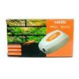 Compressor De Ar Maxxi Pro-3000 3,5w P/ Aquário Até 75l 220v
