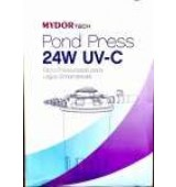 Filtro Pressurizado Mydor Tech Pond Press 8000 Uv 24w 110v
