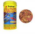 Ração Para Peixe Vitality&color Tropical 50g 250ml