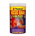 Tropical Discus Gran D-50 Plus 440g - Ração Peixes & Discos
