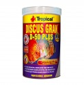 Ração Para Peixe Discus Gran D-50 Plus 110g Tropical
