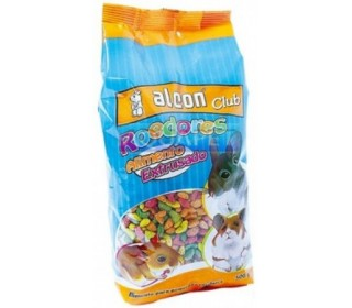 ALCON CLUB ROEDORES EXTRUSADOS SACO 500G