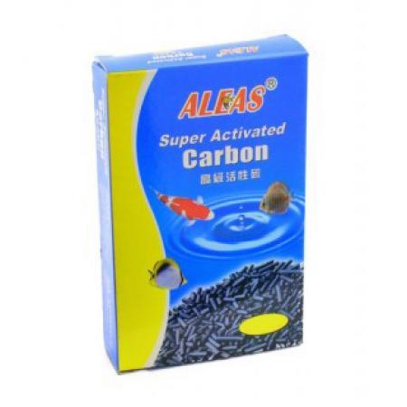 Aleas Carvão 490g  Ativado C-500 P/ Aquários Lagos Filtros
