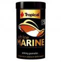 Ração Para Peixe Soft Line Marine Size S 60g Tropical