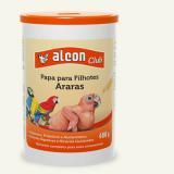 Alcon Club Papa Para Filhotes Psitacideos 600g