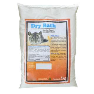 Po de Marmore Dry Bath C/fuller 1kg Cinoteck