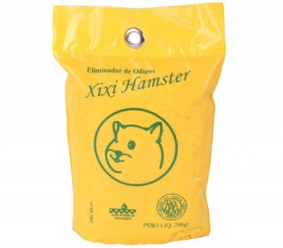 XIXI HAMSTER 200G PET CLEAN