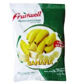 FRUITWELL BANANA 40GR