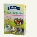 Alcon Club Roedores Frutas/legumes 75g