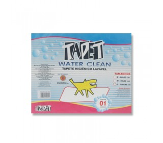 Tapete Higienico Lavavel   P Water Clean Russo