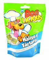 PETISCO DOG LICIOUS HALITO/TARTARO 80G
