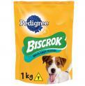 Biscrok Pedigree Mini Biscoito Caes Raças Pequenas 1 Kg