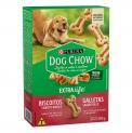 Petisco Para Cães Adultos Raça Med e Gde 500g Dog Chow
