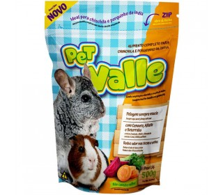 RÇ PET VALLE 500GR ZOOTEKNA