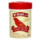 Alcon Club Top Red Com Cantaxantina Para Pássaros,aves 80g