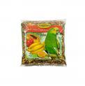 Mist.papagaio  Frutas 500g Nutripassaros