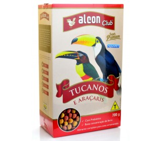 Alcon Club Tucanos E Aracaris 700g - Aquapet
