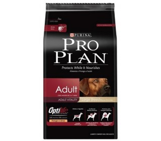 RAÇÃO PROPLAN LARGE BREED ADULTO 3KG NESTLÉ