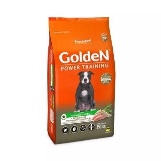 Ração Premier Golden Power Training Cães Adultos 15kg