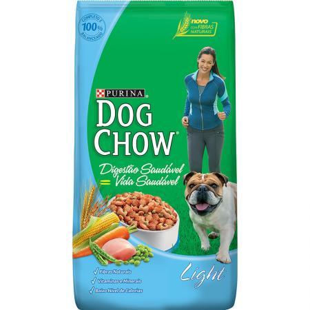 Ração Dog Chow Light - 3kg