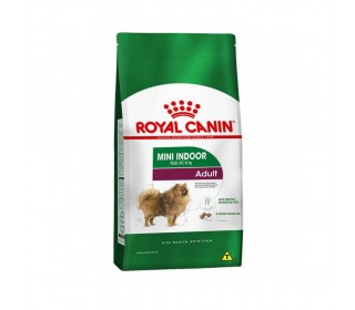 Royal Canin Mini Indoor Adult Raças Pequenas 7,5 Kg