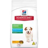 Ração Hills Filhotes Cães Crescimento Pedaços Pequenos 3 Kg